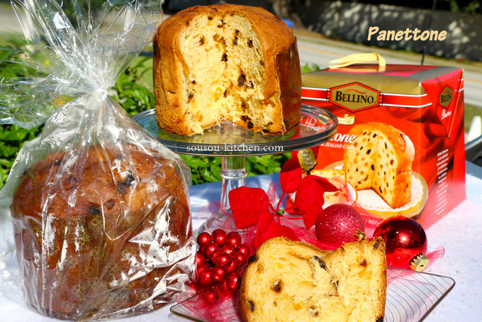 recette de panettone maison. Black Bedroom Furniture Sets. Home Design Ideas