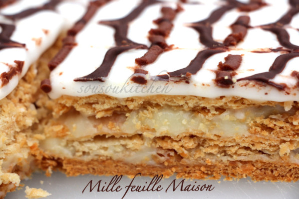 Mille-feuille 9055