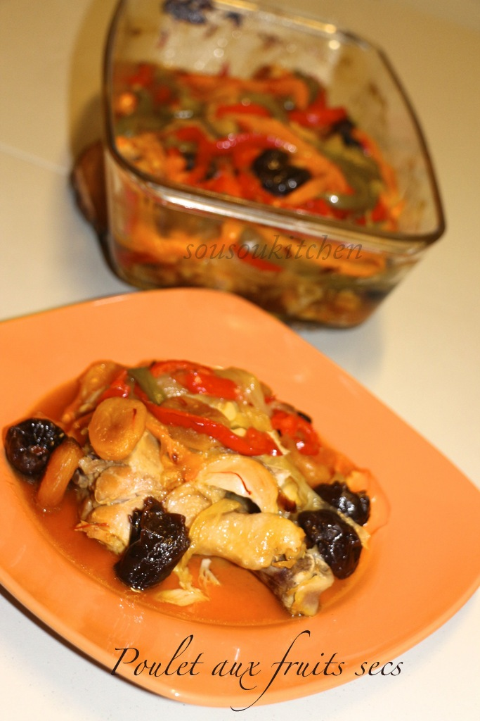 Poulet aux fruits secs1