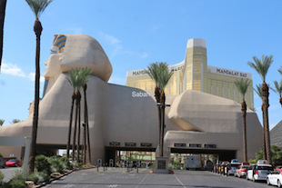 luxor hotel at las vegas