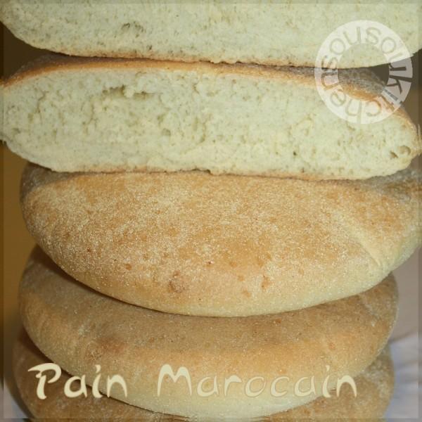 Pain Marocain Sousoukitchen