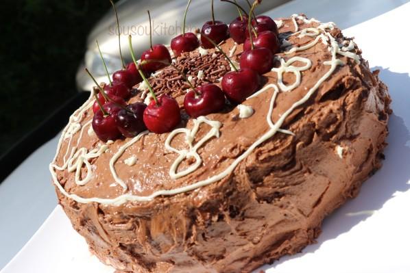 Gateau D Anniversaire Au Chocolat