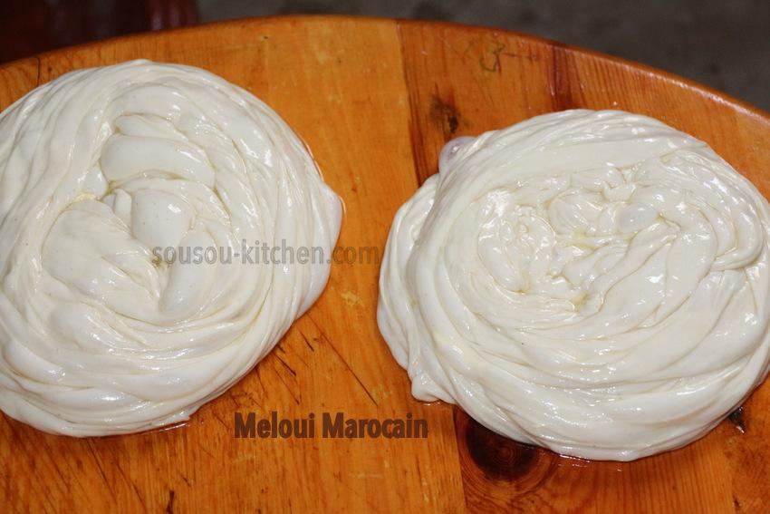 Meloui Marocain Cuisine Arabe Sousoukitchen