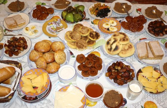 Recette Menu Ramadan Sousoukitchen