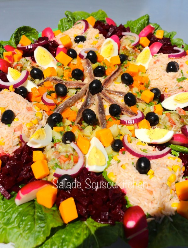 Recette De Salade Cuisine Marocaine