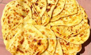 Meloui – Msemen marocain feuilletée
